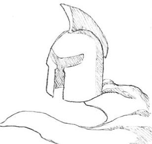 Ghost Helm