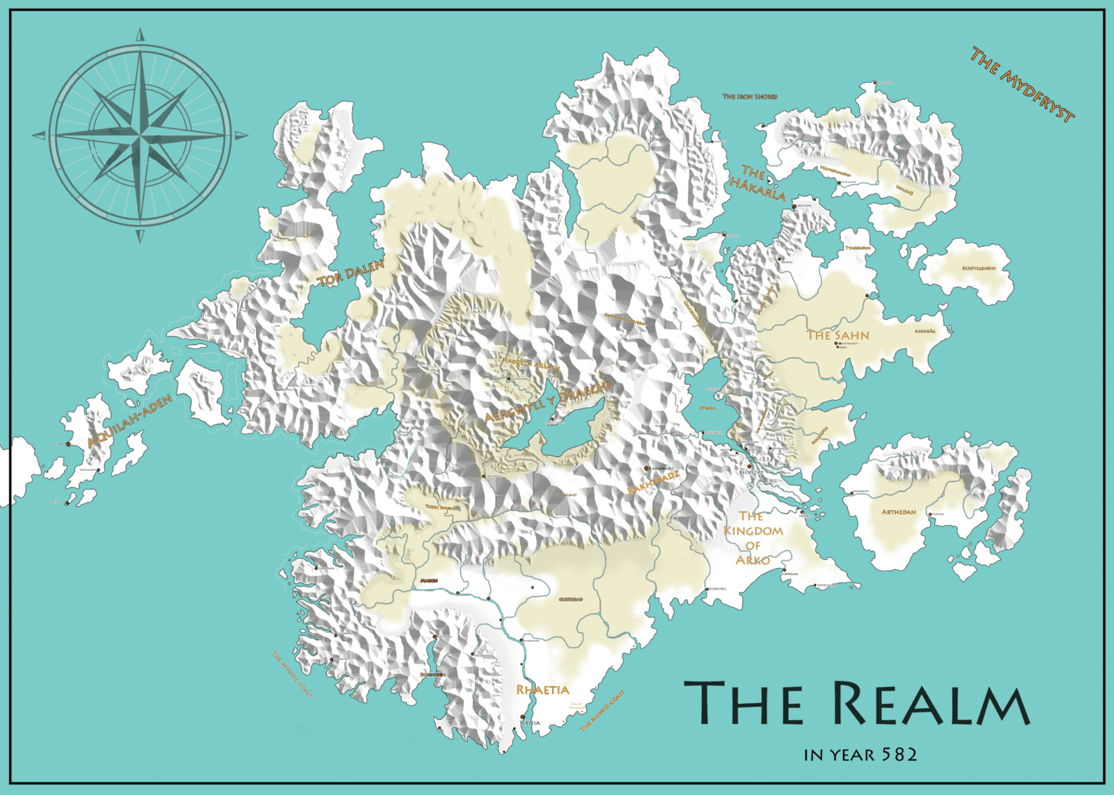 Latest Copy of The Realm