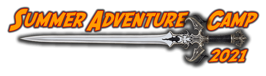 best sword logo split