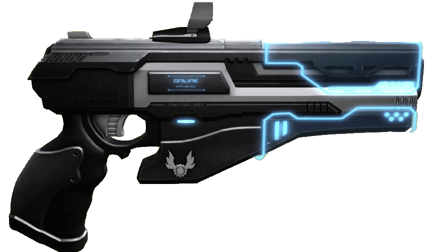 drawn-pistol-laser-gun-20