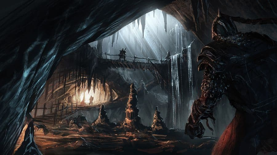more fantasy cavern
